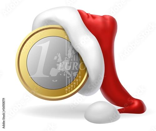 euro natalizio