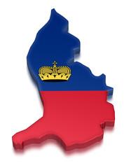 Liechtenstein (clipping path included)