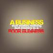 Business motivational background