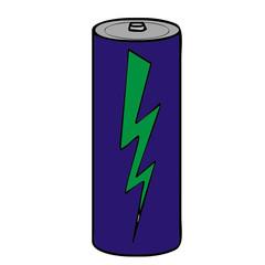Battery vector illustration