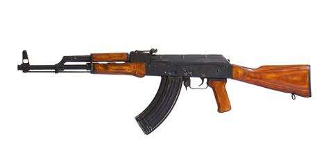 vintage machine gun