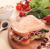 Sandwich con ingredienti