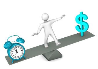 Balance Alarmer Dollar