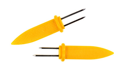 Corn Cob Holders Set