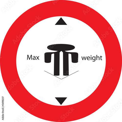 maximum weight