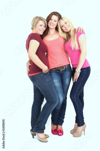 junge Damen