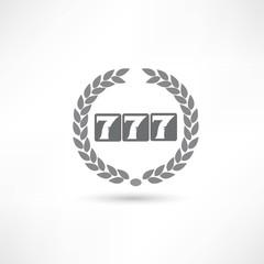 777 icon