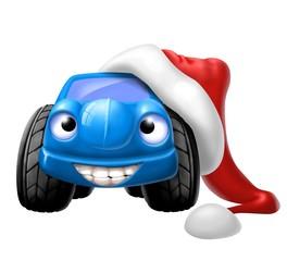 auto natalizia