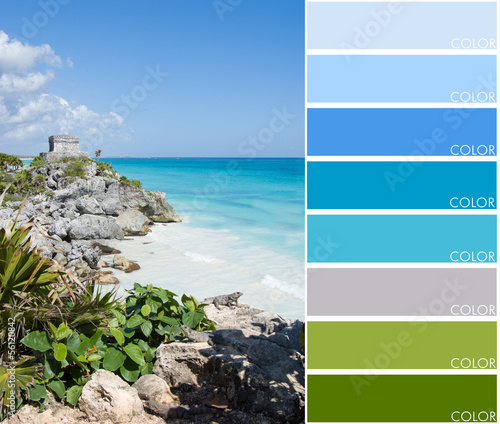 Tulum color code