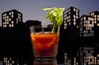 Metropolis Bloody Mary cocktail
