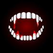 Vampire teeth - 56123482