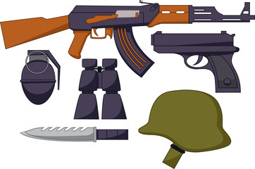 Army Standart Weapon