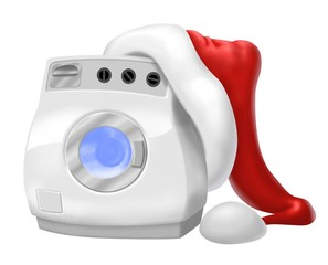 lavatrice natalizia