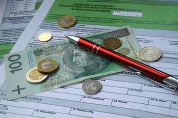 rzoliczenie podatku