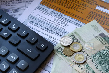 obliczenie podatku