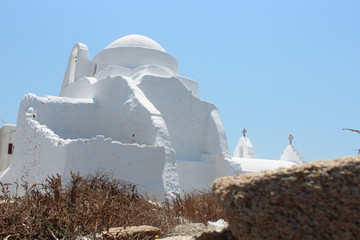 Grèce chapelle