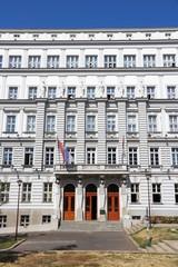 Serbia - Ministry of Finance in Belgrade