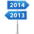 2014 - 2013 Traffic Sign