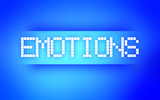 EMOTIONS BLUE