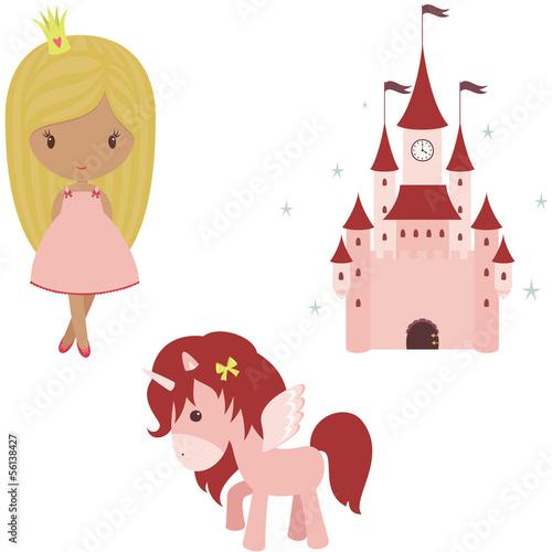 Princess set