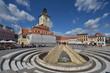 Brasov, Transylvania, Council square