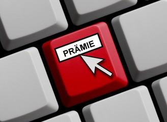 Online Prämie