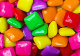 colorful gum background
