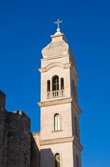 Church of St. Michele. Manduria. Puglia. Italy.