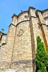 Ábside de San Benito de Alcántara, Orden de Alcántara