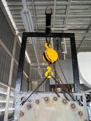 lifting reel