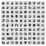 100 business web icons