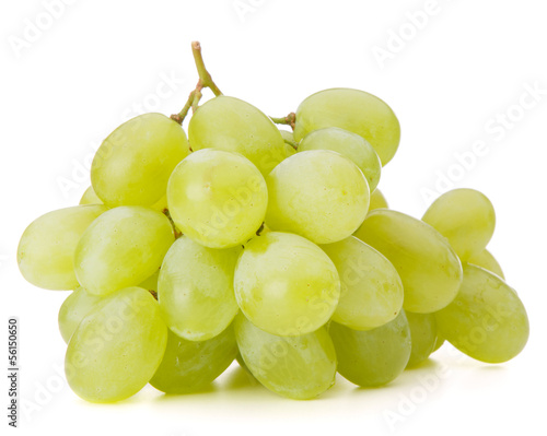 Green grape bunch =