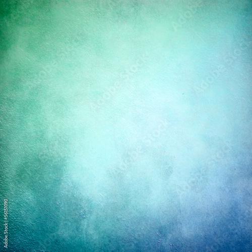 Fototapeta Green vintage abstract grunge background