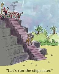 Run the steps