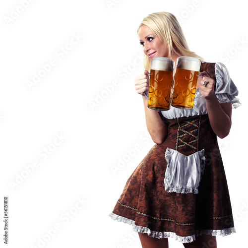 tiroler woman