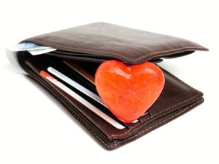 Wallet romance