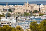 Palma de Mallorca port
