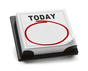 Calendar of Today