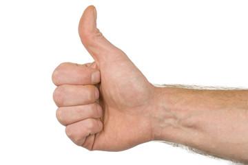 Fingerzeichen gut 2