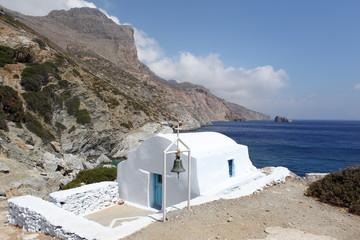 Agia Anna, île d'Amorgos, Grèce