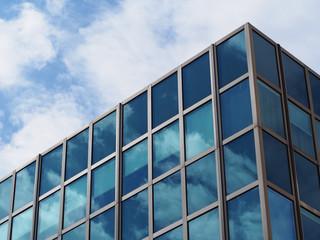 Modernes Bürogebäude