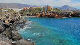 Luxury hotel in beautiful coast in Playa Paraiso, Tenerife