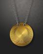 Münze Gold - Loebeer-Kette
