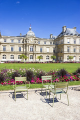 Palais Luxembourg, Paris, France