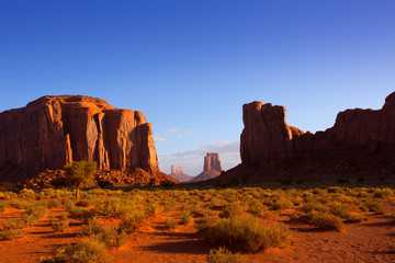 Monument Valley North Window view Utah