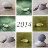 Fototapety Composition zen 2014