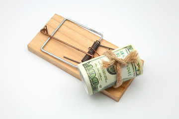 ratonera de dolares