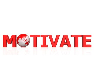 Motivate globe