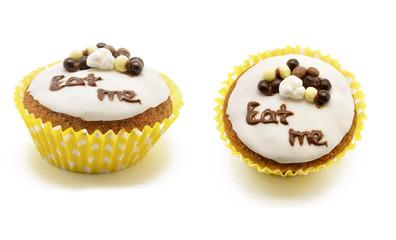 Cupcake, Eat me