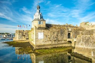 Concarneau en Bretagne, France